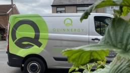 Quinnergy LTD Van