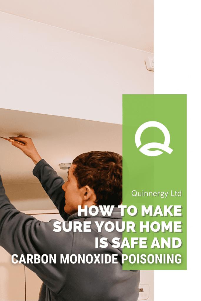 Avoid Carbon Monoxide Poisoning
